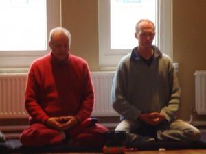zen weekend zen retraite David Brazier