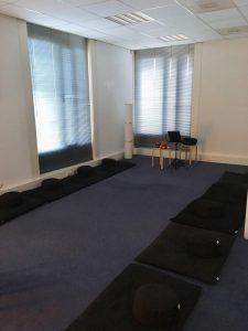 meditatie en praktijkruimte